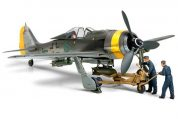 FW190 F-8/9 W/BOMB SET TAMIYA T61104 Plastic Model Kit