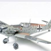 MESSERSCHMITT BF109 E-3 TAMIYA T61050 Plastic Model Kit