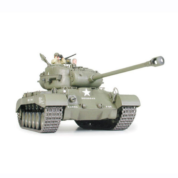 M26 PERSHING T26E3 TAMIYA T35254 Plastic Model Kit