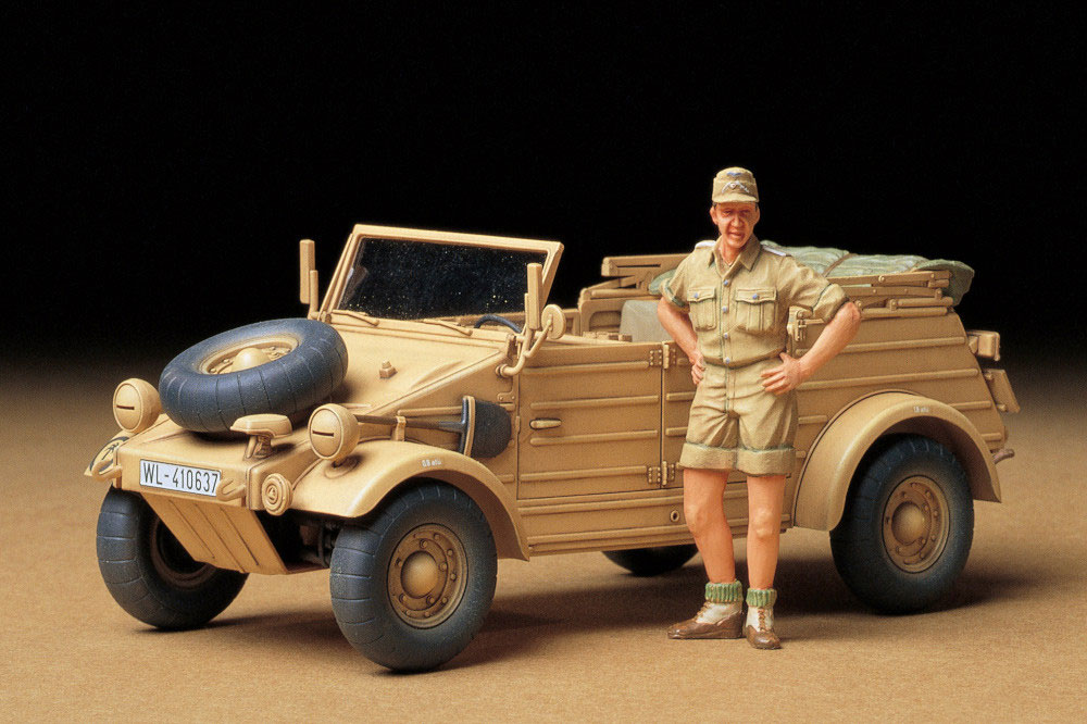 KUEBELWAGEN TYPE82 TAMIYA T35238 Plastic Model Kit