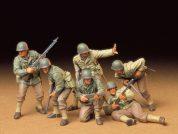 U.S ARMY ASSAULT INFANT TAMIYA T35192 Plastic Model Kit