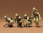 JAPANESE ARMY INFANTRY TAMIYA T35090 Plastic Model Kit
