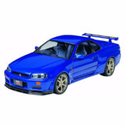NISSAN SKYLINE GT-R TAMIYA T24210 Plastic Model Kit