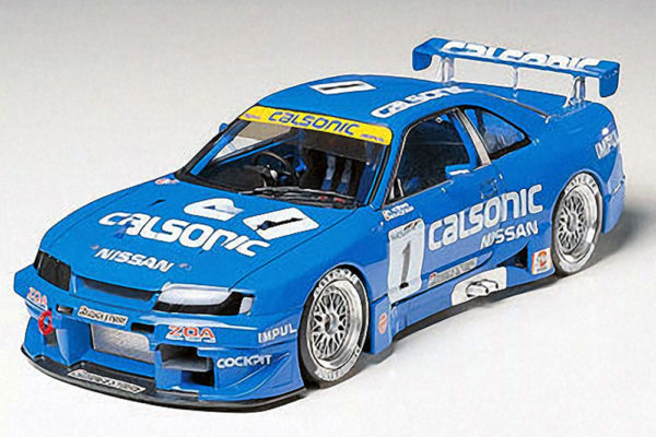 CALSONIC SKYLINE GT-R TAMIYA T24184 Plastic Model Kit