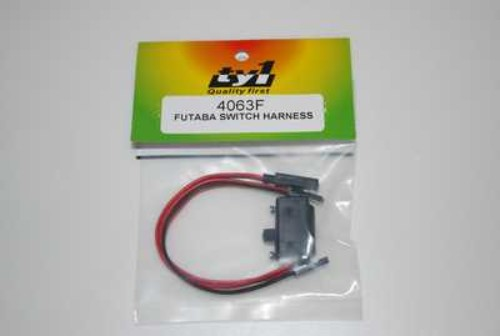 TY1 SWITCH HARNESS FUTABA TY4063F