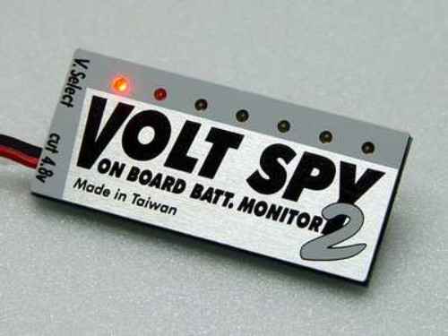 TY1 VOLT SPY-2 WITH SWITCH 4.8/6VJR TY5050J