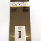 K&S METAL #251 BRASS SHEET .010 4X10' 1PC