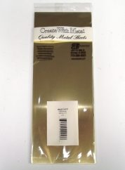 K&S METAL #253 BRASS SHEET .032 4X10' 1PC