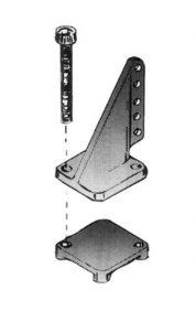 T-STYLE CNT HORN S/STREN DUBRO 716