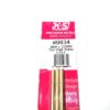 K&S METAL #9834 BRASS ROUND TUBE 3X300 3PCS