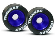 5186A (PART) TRAXXAS BLUE WHEELS