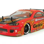 BANZAI DRIFT CAR BRUSHED RTR
