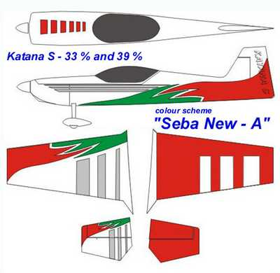 KRILL KATANA S 28% 86.5' SEBA-A RGW