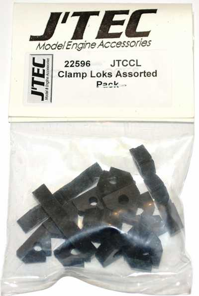 CLAMP LOCK ASSORTED PACK