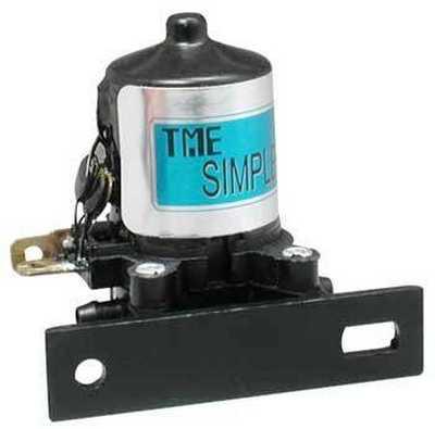 TME SIMPLE SMOKE PUMP ONLY