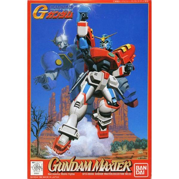 1/144  MAXTER  Plastic model kit GUNDAM G0043631