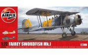 SWORDFISH 1/72 AIRFIX 04053A Plastic Model Kit