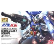 1/144 HG AGE-1 NORMAL  Plastic model kit GUNDAM G0171062