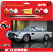 ASTON MARTIN DB5 AIRFIX 50089A Plastic Model Kit