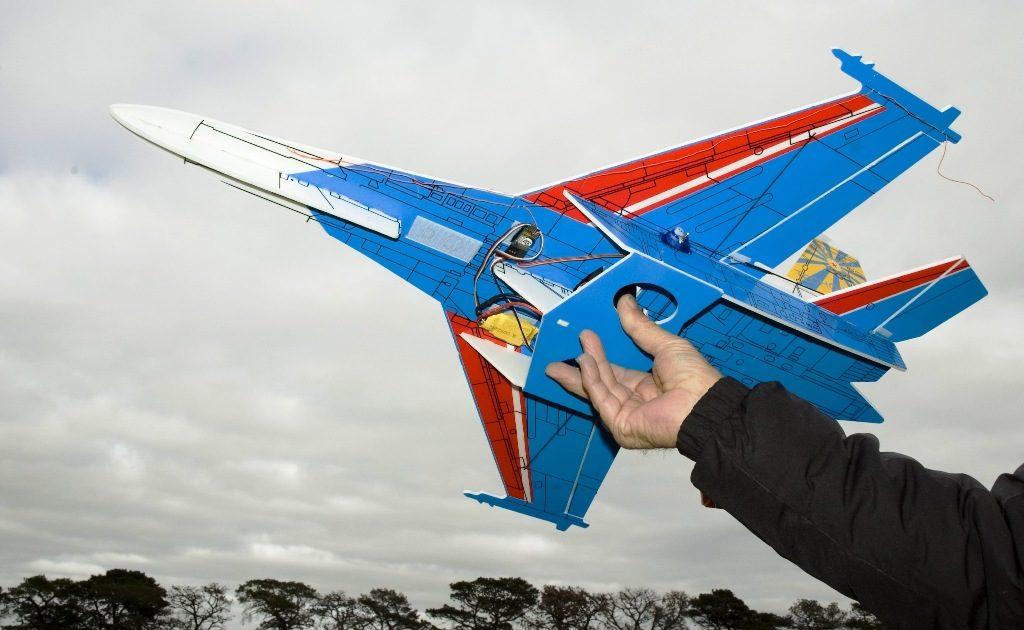 SU-27 DEPRON EDF JET PROFILE Techone