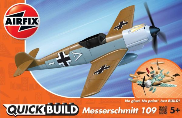 AIRFIX MESSERSCMITT QUICK BUILD