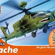 AIRFIX BOEING APACHE QUICK BUILD