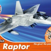 AIRFIX RAPTOR QUICK BUILD