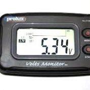 PROLUX DC 3.7-20V LCD VOLTMETER BATTERY TESTER NIMH/LIPO PL2720