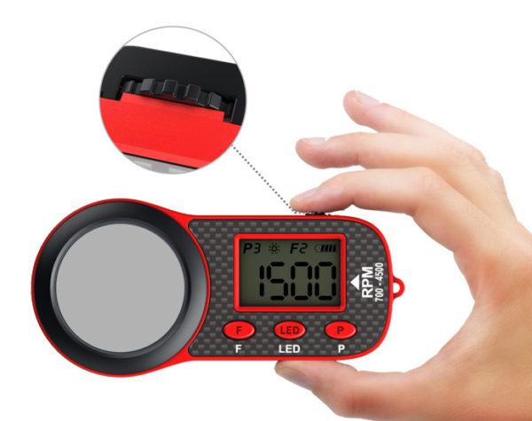 SKYRC HELICOPTER OPTICAL TACHO DIGITAL SK500010