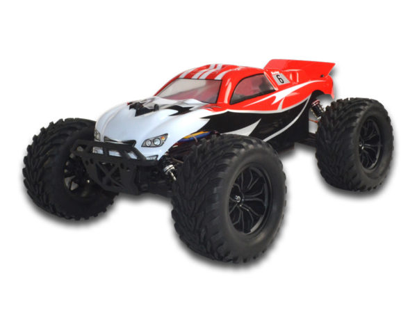RIVER HOBBY MEGA SWORD 1/10 MONSTER TRUCK 4WD BRUSHED RTR