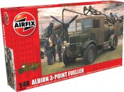ALBION FUELLER AIRFIX 03312 Plastic Model Kit
