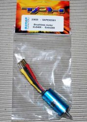 EXTRA 330L SPARE PARTS SAPAC GLOBAL FLY BRUSHLESS MOTOR KV5400