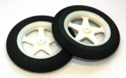 TY1 WHEEL LIGHT FOAM 65MM PAIR TY6134