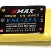 ESC 25Amp Speed Controller With/BEC Emax