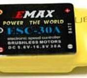 ESC 30Amp Speed Controller With/BEC Emax