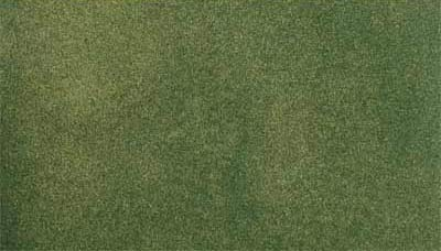 WOODLAND SCENICS RG5122 GREEN GRASS LARGE ROLL 127X254CM