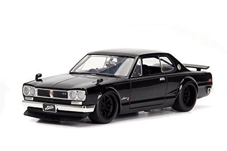 1:24 F&F BRIAN'S 1971 NISSAN SKYLINE 2000 GT-R - FAST N FURIOUS  JA99686
