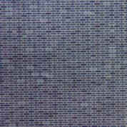 METCALFE M0053 ENGINEERS BRICK SHEETS BLUE X8