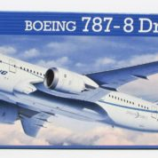 BOEING 787 1/144 KIT REVELL 261 Plastic Model Kit