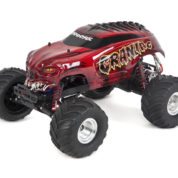 TRAXXAS CRANIAC MONSTER TRUCK RED RTR 360941