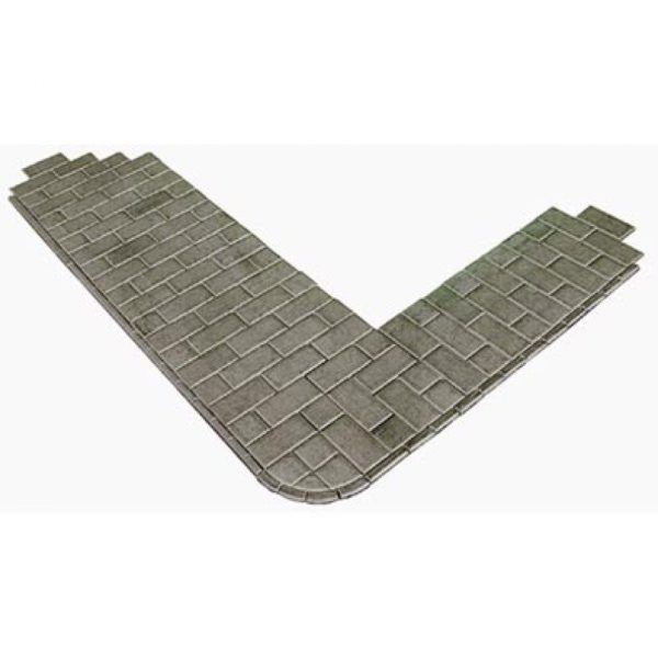METCALFE PO210 SELF ADHESIVE PAVING SLABS