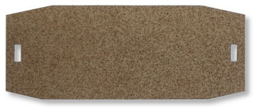 PERMA-GRIT SH120XC SWOB BLOCK SANDING SHEET COARS 120GRIT