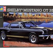 SHELBY MUSTANG GT350 REVELL 07242 Plastic Model Kit