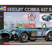 SHELBY COBRA 427 REVELL 07367 Plastic Model Kit