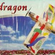 EP FIRE DRAGON 3D WING 900MM SS