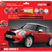 BMW MINI 1:30 AIRFIX 50125 Plastic Model Kit