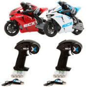 ECX MOTORCYCLE RTR OUTBURST BLUE OR RED