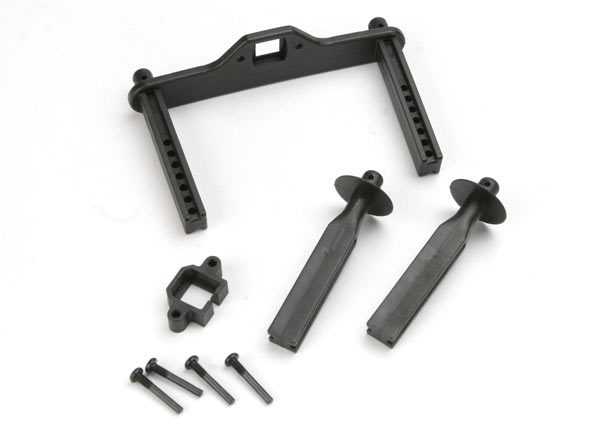 4914R (PART) TRAXXAS BODY MOUNT POSTS FRONT