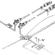 STRIP AILERON LINKAGE DUBRO 101