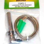 TY1 GLOW LOCK PLUG SUIT TY POWER PANEL TY10401